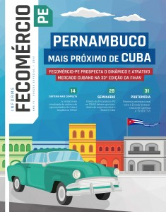 Revista informe Fecomércio Especial CUBA 0-1
