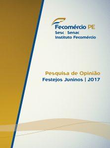 Pesquisa de Opinião - Festejos Juninos - 2017