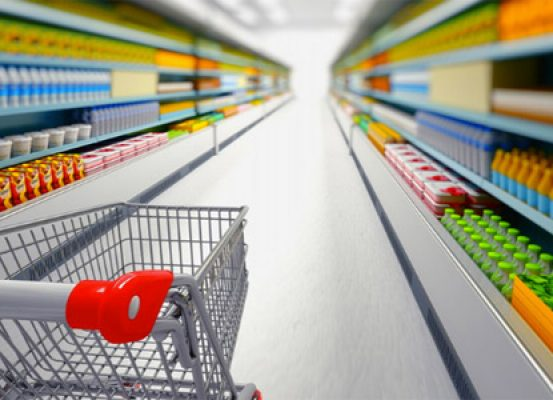 Carrinho-Supermercado